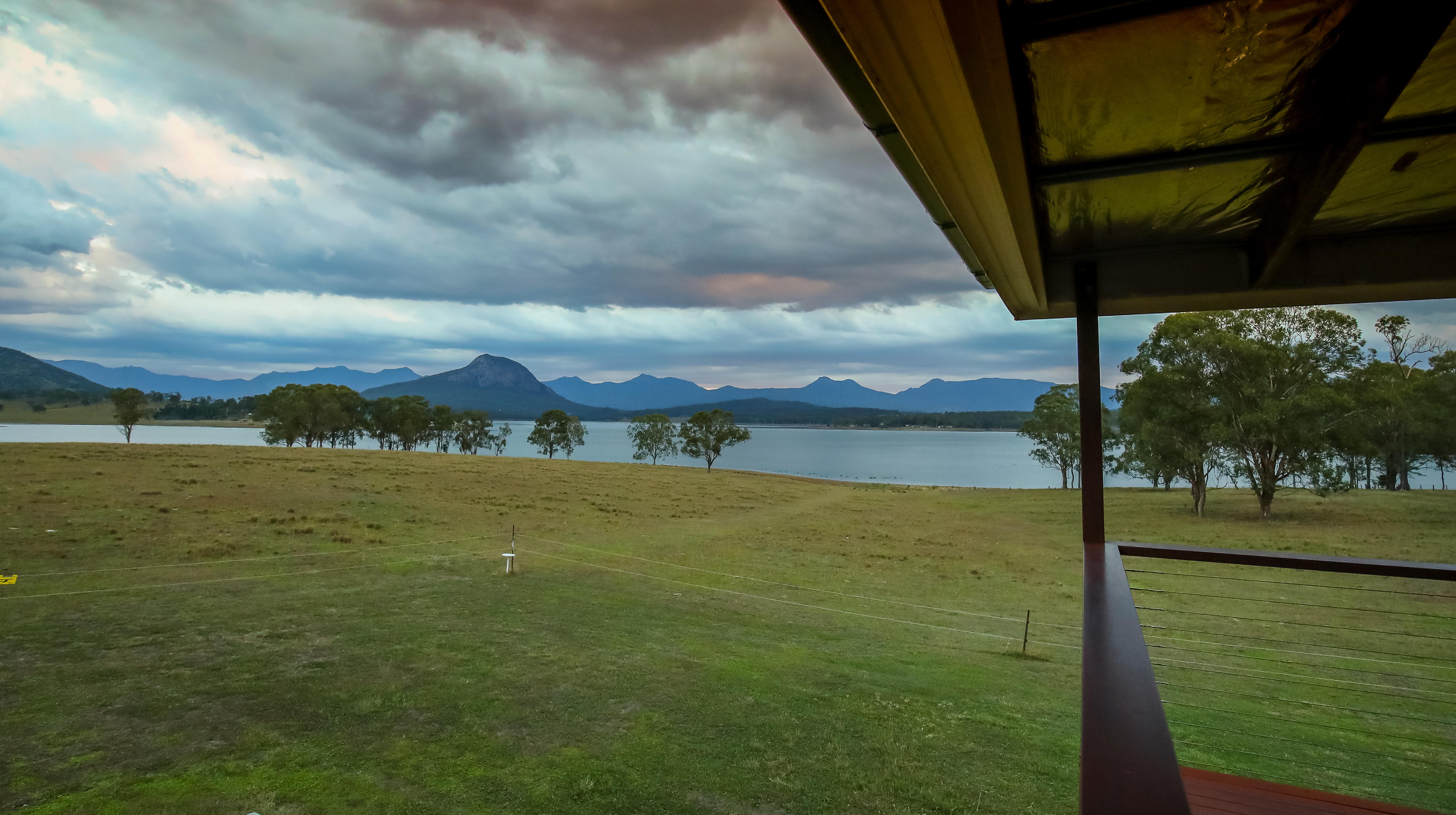 Moogerah Lake House 5 Views
