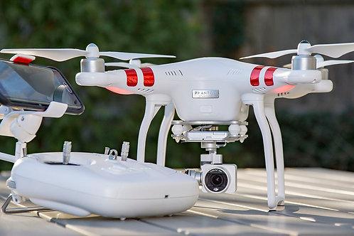 Curso de Piloteo de Drones