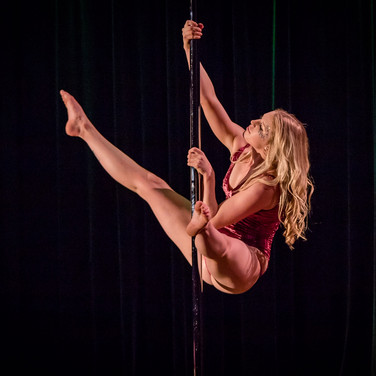 Sarah the Pole Dancer