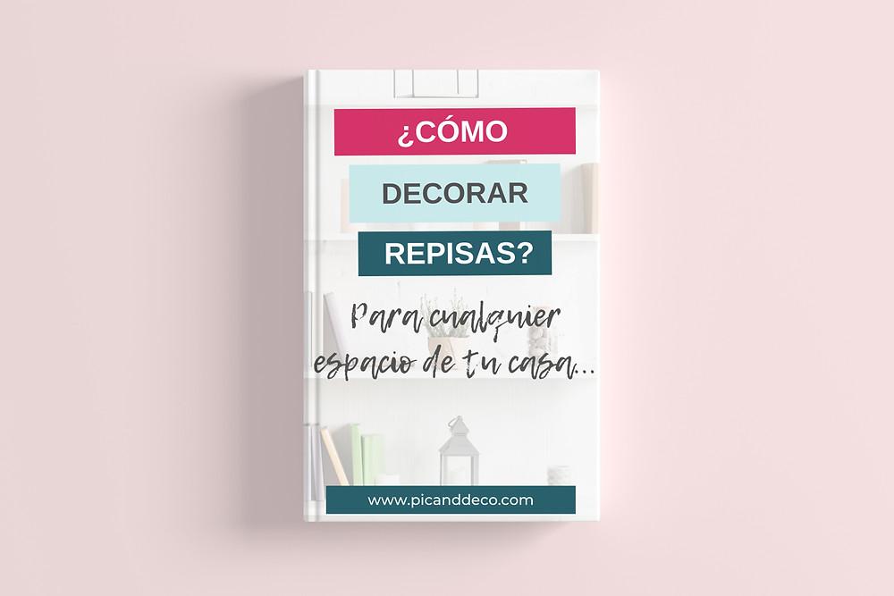 ¿Cómo decorar repisas? (Independientemente si están en la sala, en el cuarto o en la cocina...)