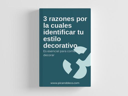 3 razones por las cuales identificar tu estilo decorativo es esencial para comenzar a decorar