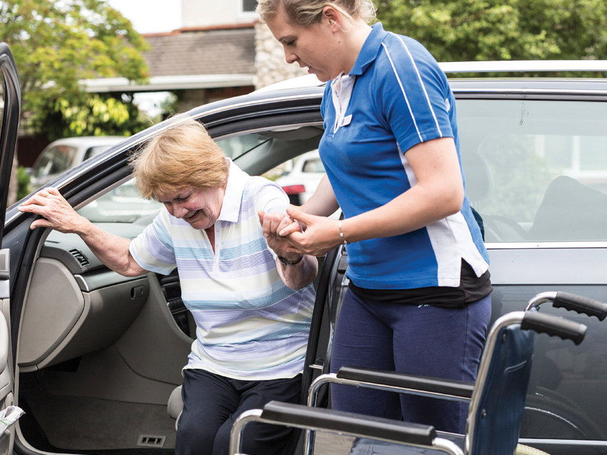 Book a Physiotherapy Home Visit