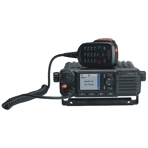 Hytera Radio Móvil con Diseño Ergonómico MD786 | MD786G