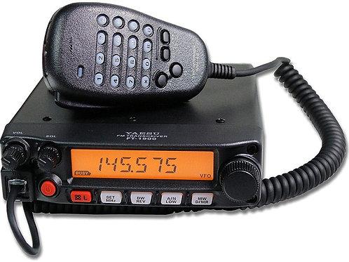 Base VERTEX FT-1900 VHF 55 W