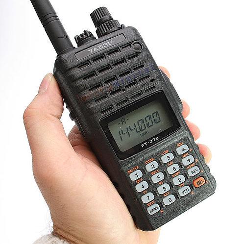 Handy YAESU - VERTEX FT-270  5W / SUMERGIBLE VHF banda corrida ( Liberado ) - Ga