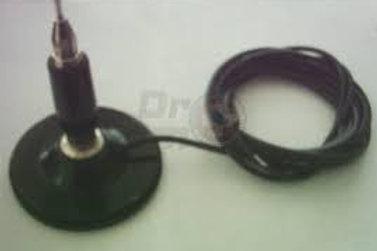 Antena Base Magnetica 1/4  de onda UHF o VHF