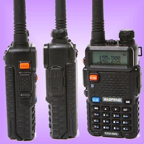 Handie Baofeng Bibanda Uv5r Uhf / Vhf