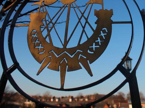 Logo at Gates