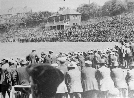 Ashbrooke's Finest Day - June 9, 1926