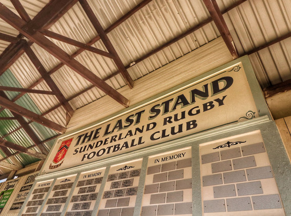 Rugby Stand 2