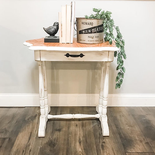 SOLD - Shabby Chic Table