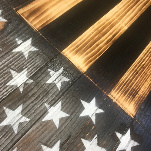 Made to Order - Custom Wood Flags