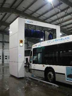 Lave-Autobus et Camions