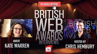 BWA Interview 1 Messy Kate Warren YT TN.