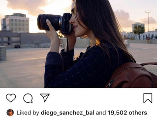 Featured on Canon's instagram