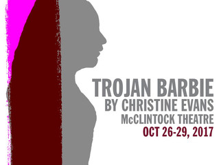 Opening Night for Trojan Barbie!