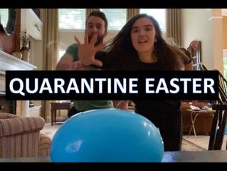 'Quarantine Easter'