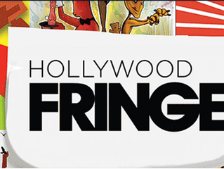 'Quarantine Song' chosen for Hollywood Fringe Virtual Cabaret