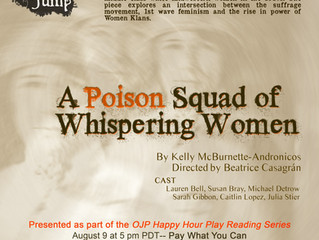 'A Poison Squad of Whispering Women' Virtual Performance