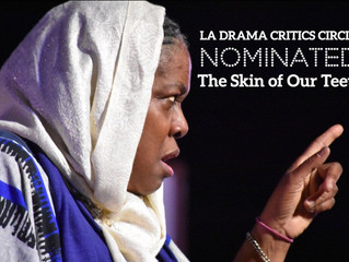 LA Drama Critics Circle's McCulloh Award for Revival nomination