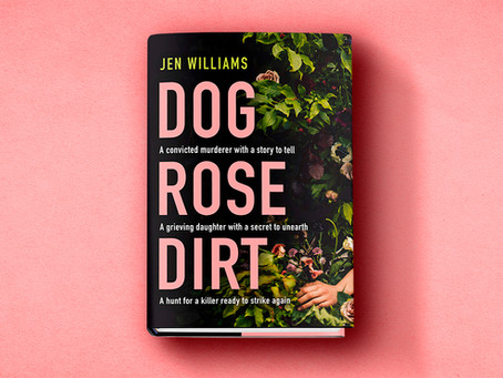 Dog Rose Dirt is here!