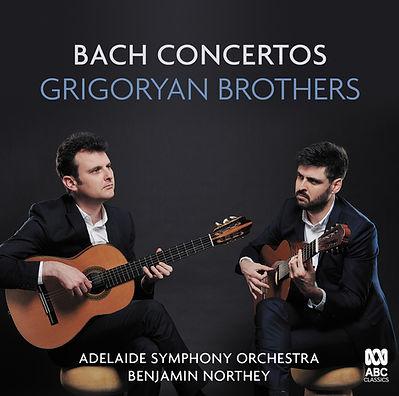 Bach Conertos – Grigoryan Brothers