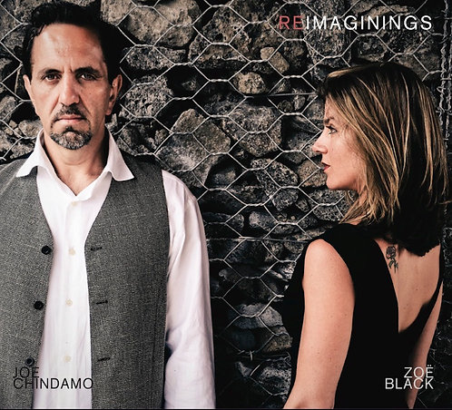Reimaginings – Joe Chindamo, Zoë Black