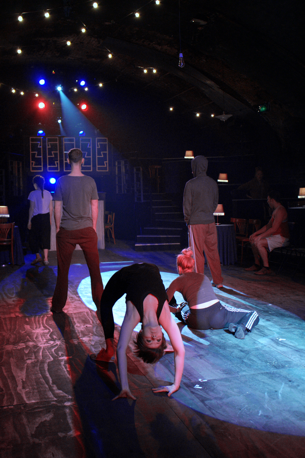 SOUTHWARK PLAYHOUSE, LONDON