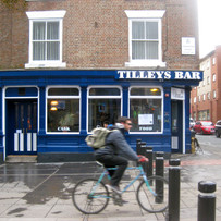 Tilleys Bar, Newcastle upon Tyne, UK