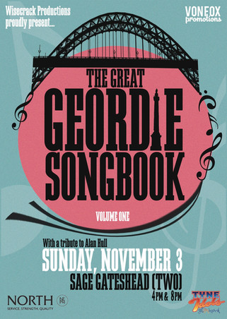 The Great Geordie Songbook