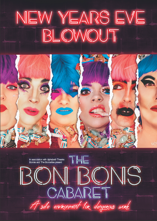 The Bon Bons Cabaret NYE Blowout