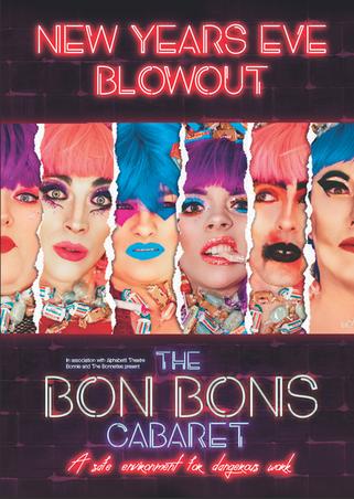 The Bon Bons Cabaret NYE Blowout