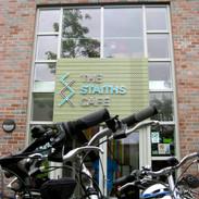 Staiths Café, Dunston, Gateshead, UK