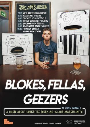 Blokes, Fellas, Geezers