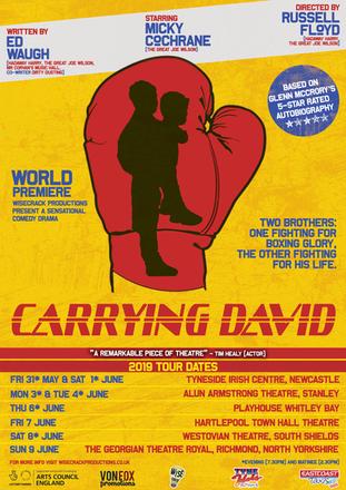 Carrying David