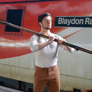 Jamie Brown as Harry Clasper