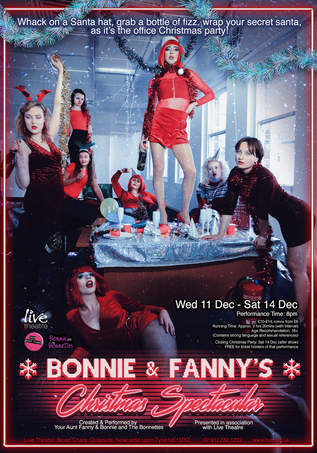 Bonnie & Fanny's Christmas Spectacular