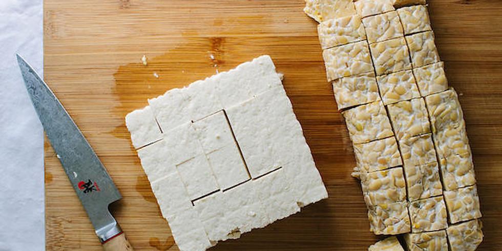 Tofu und Tempeh Workshop Schönebach 345
