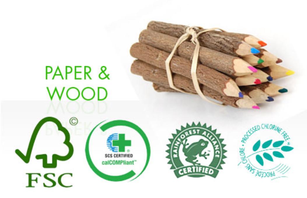 Paper & Wood