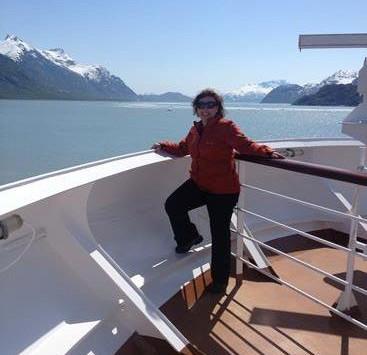 Alaska koud, saai en grijs? Echt niet!
