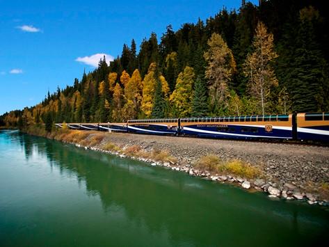 Perfecte aanvulling op uw Alaska-cruise: de Rocky Mountaineer