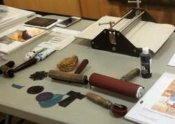 Printmaker tools
