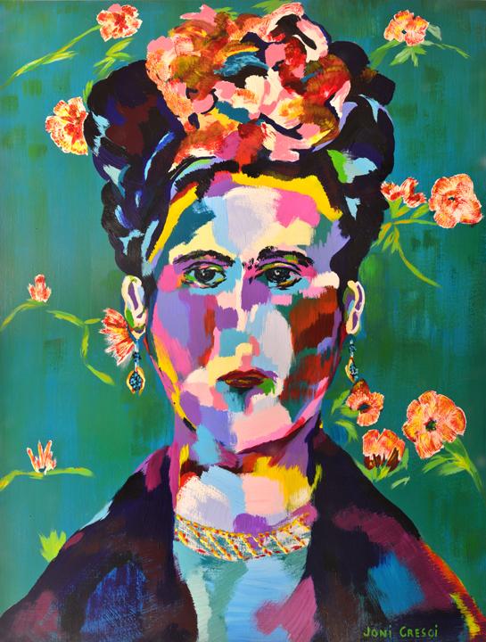 Frida 36x48
