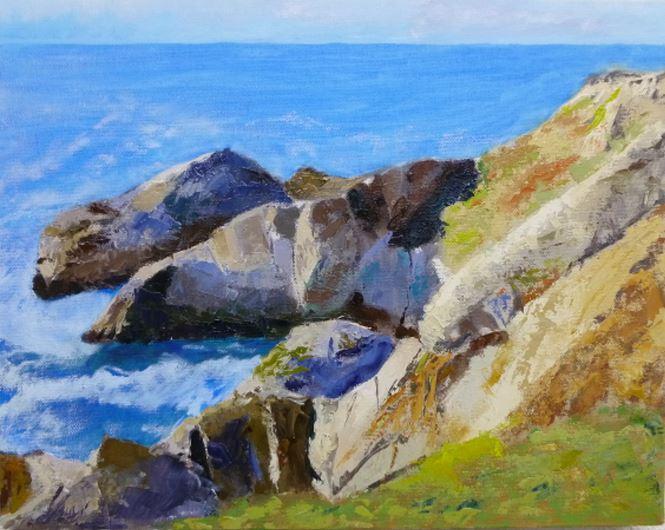 Bodega Rocks by Sharon Modrick