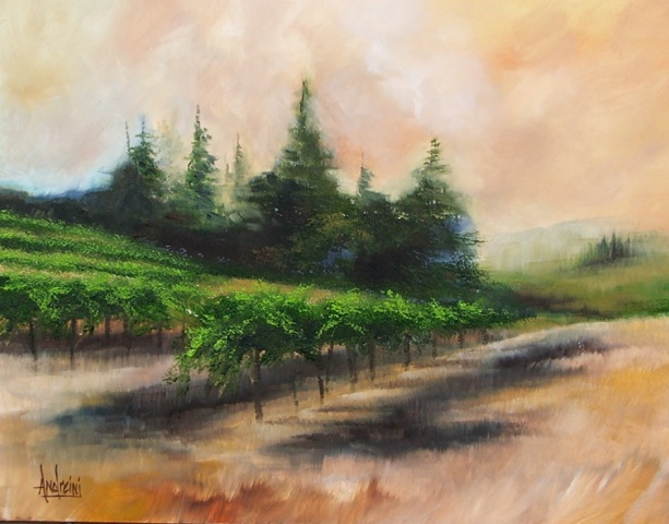 Vineyard at Occidental Road
