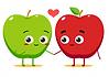 manzana roja y verde.png