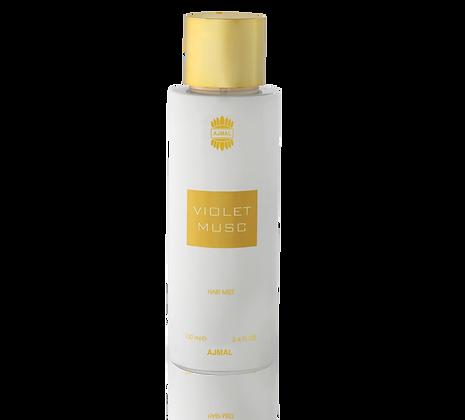 Violet  Musc Hair Mist, 100ml  - Unisex (Rag/Dumar)