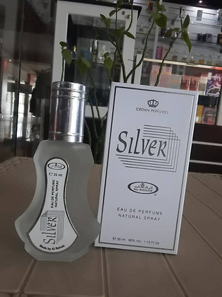 Silver 35ml EDP Men (rag)