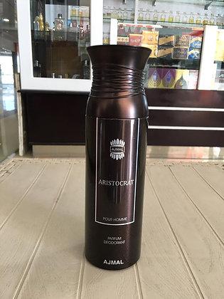 Aristocrat Deodorant, 200ml - Ajmal -  Men (Rag)