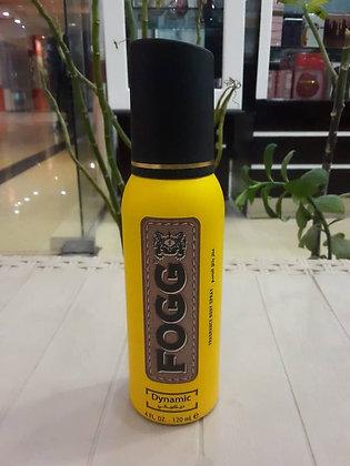 Dynamic 120ml fragrance body spray unisex (rag & dumar)